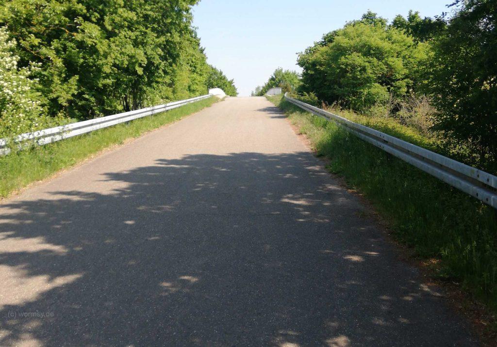 Brücke über die Kolpingstraße Worms