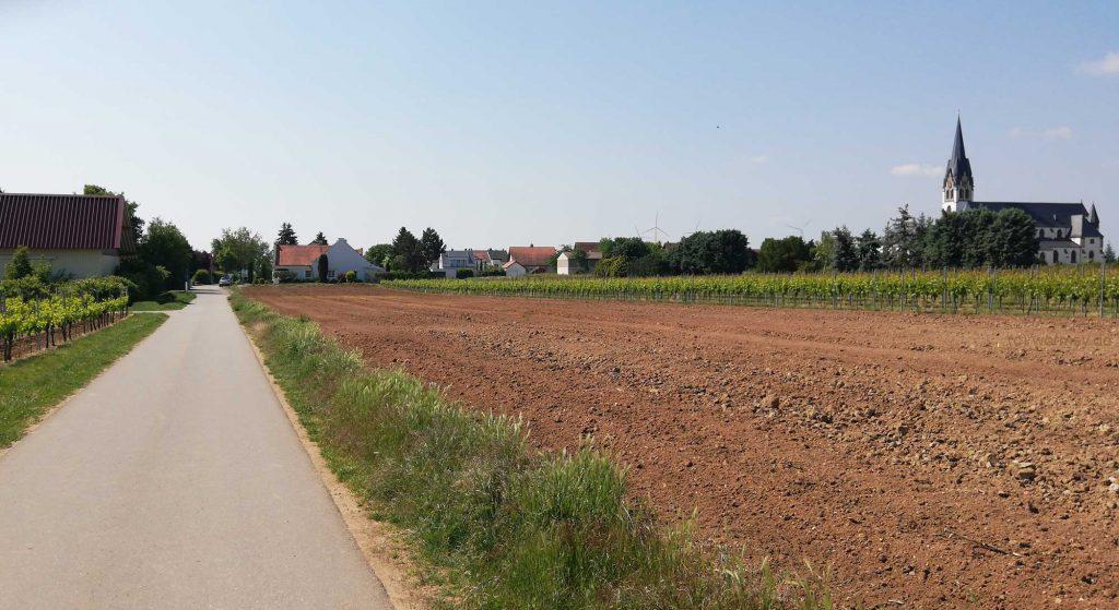 Ortseingang Worms Horchheim