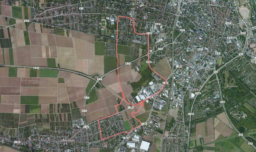 Inliner-Track Horchheim-Worms-Horchheim