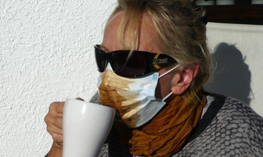Deutscher Filterkaffee in Balkonien