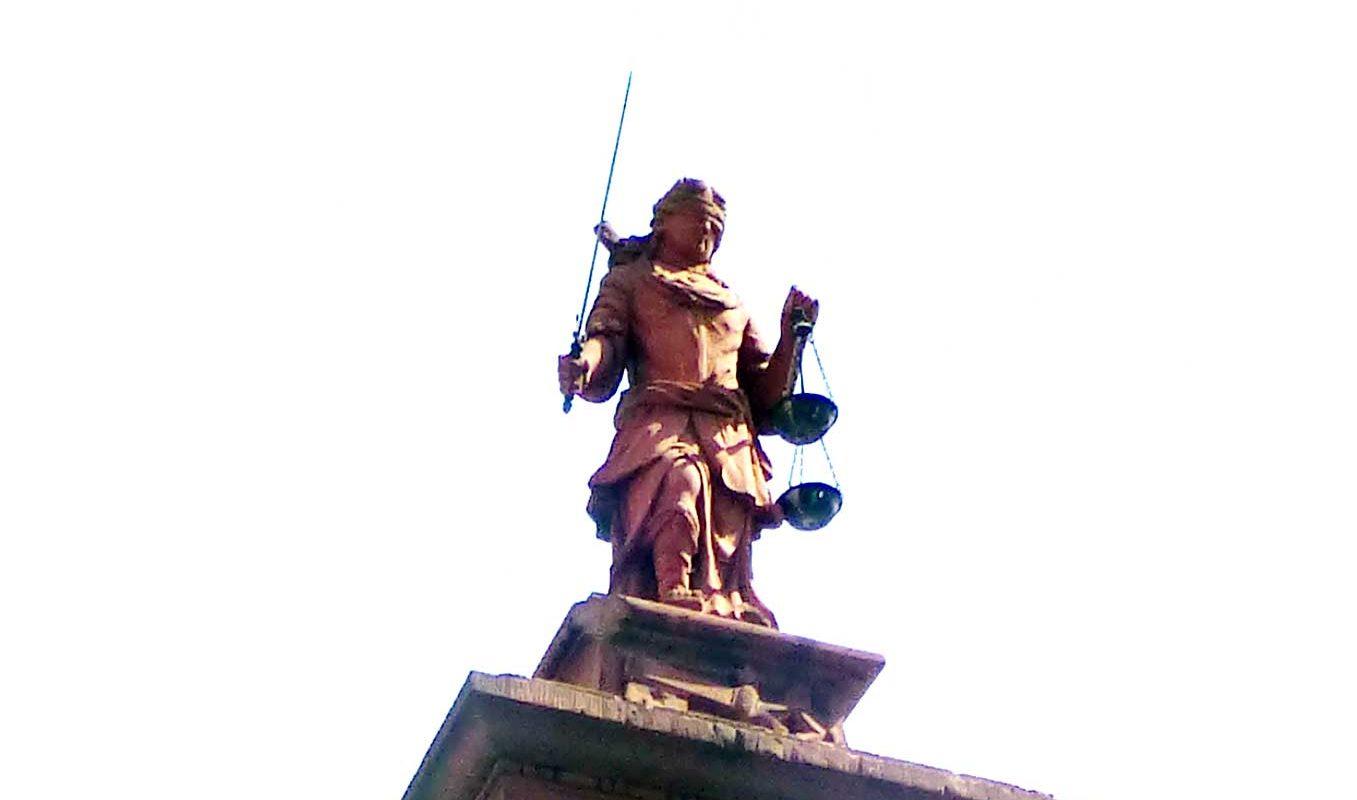 Gerechtigkeitsbrunnen Worms