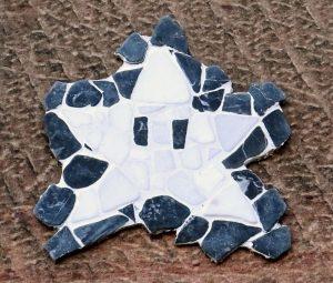 Mario Stern Mosaik bei Frankenthal